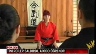 Sevgi Aikido.FOX TV  SABAH ANA HABER