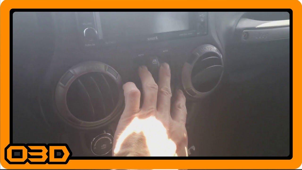 fix for electric window failure jeep wrangler jk jku [ 1280 x 720 Pixel ]