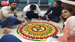 Diwali Celebration 2017 | HR International (Head Office) New Delhi India | 18 October 2017