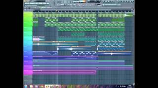 Sander van Doorn, Martin Garrix, DVBBS - Gold Skies ( FL Studio Remake + FLP Download )