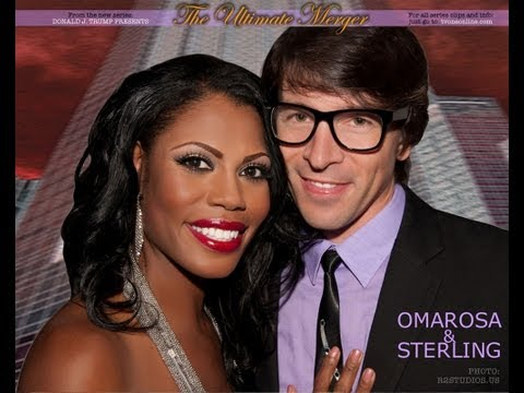 Sterling Williams co-starring on Trump & Omarosa's Reality show 'The Ultimate Merger'
