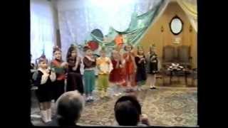 Ритмический оркестр на орешках