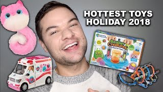 Hottest New Toys For Christmas 2018   Holiday Toy Commercial Commentary