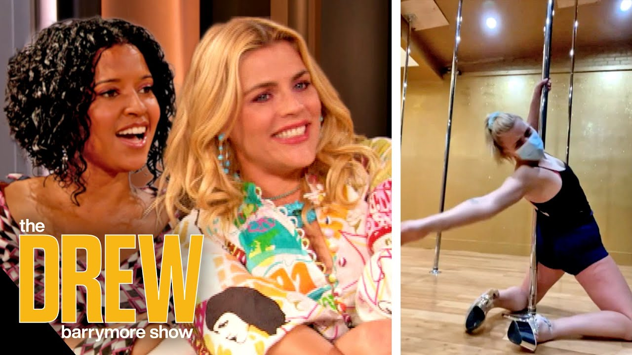 Busy Philipps Learned to Pole Dance for the Girls5eva Series