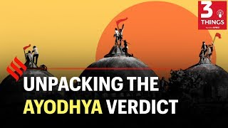 Unpacking the Ayodhya Verdict (Key Highlights) | Ayodhya Ram Mandir Verdict