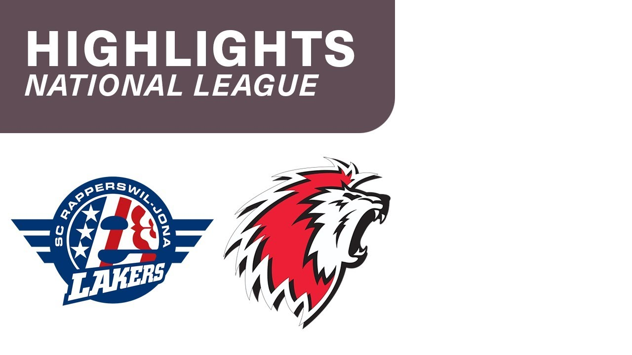 SCRJ Lakers - Lausanne 2:1 - Highlights National League