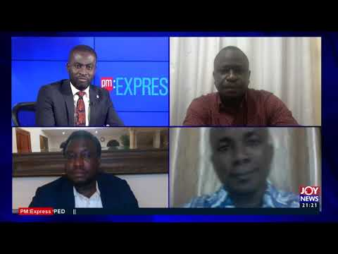 Ghana's Economy in Recession - PM Business on Joy News (17-12-20)