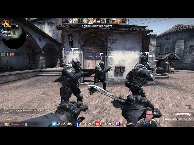 CSGO suite au Crash PC en Live - Jim