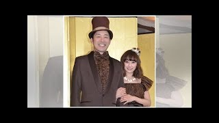 高橋愛&あべこうじ、夫婦おそろいハロウィン仮装に「可愛すぎる」の声 ...