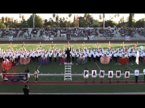 Banda de Música Herberto Lopez (BAHERLO) - 2014 Pasadena Bandfest