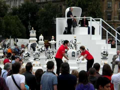 The Tournament, London Design Festival