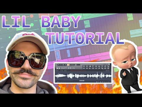 BASICALLY LIL BABY TYPE BEATS | FL Studio 20 Tutorial / Tips & Tricks