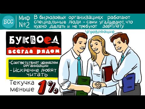 Мифы и реальность бирюзовых организаций