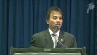 STUDIUM GENERALE MENPORA RI - DRS. ROY SURYO, M.Sc.