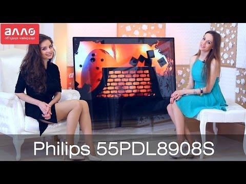 видео: Видео-обзор телевизора philips 55pdl8908s/60