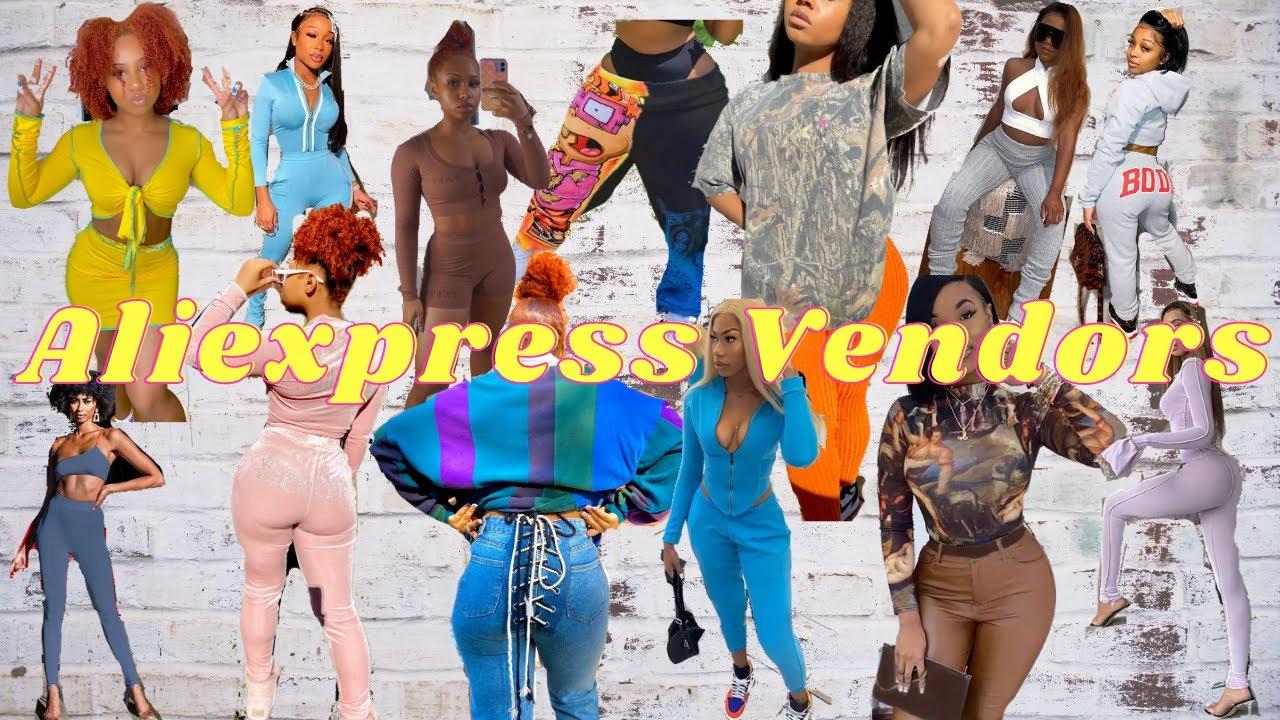 BEST ALIEXPRESS CLOTHING VENDOR LIST 2020