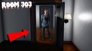 DON'T OPEN THE DOOR - Room 303 (Scary Game)