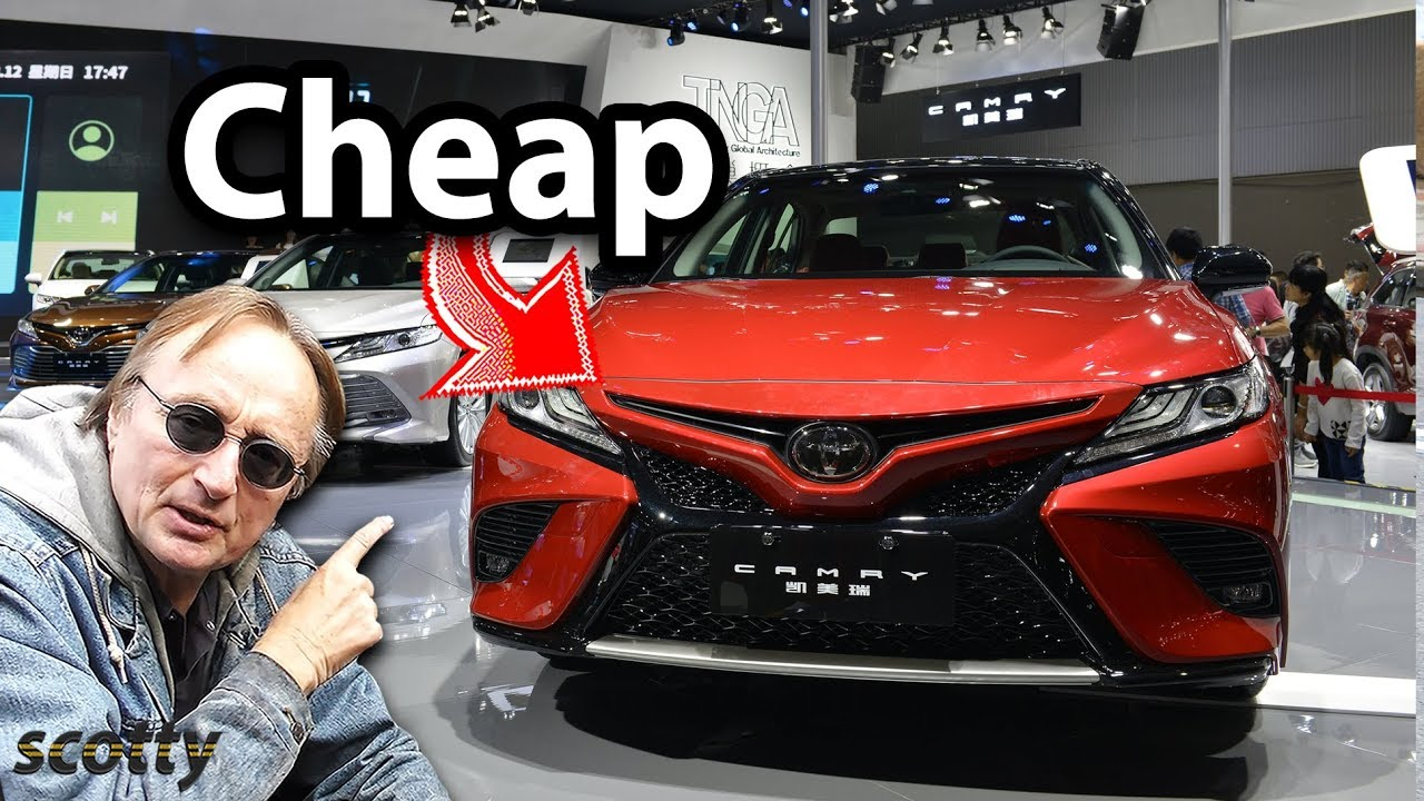Why New Cars Aren't Built to Last, Even Toyotas