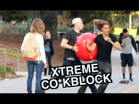Extreme Cockblocking (with LAHWF)