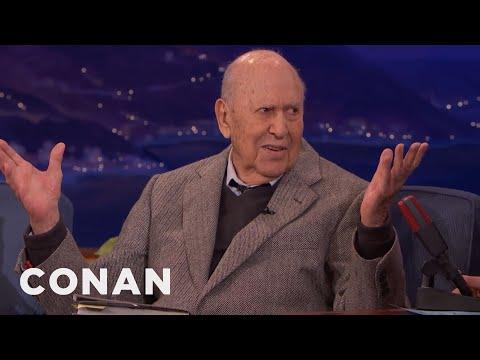 Carl Reiner Tells A Dirty Joke  - CONAN on TBS