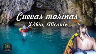 Cuevas marinas de Xàbia (Alicante)