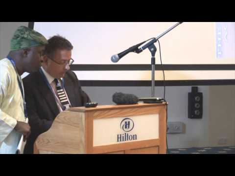 MAN Oron Alumni's I'ntl Maritime Summit (IMS) 2013 Pt 03