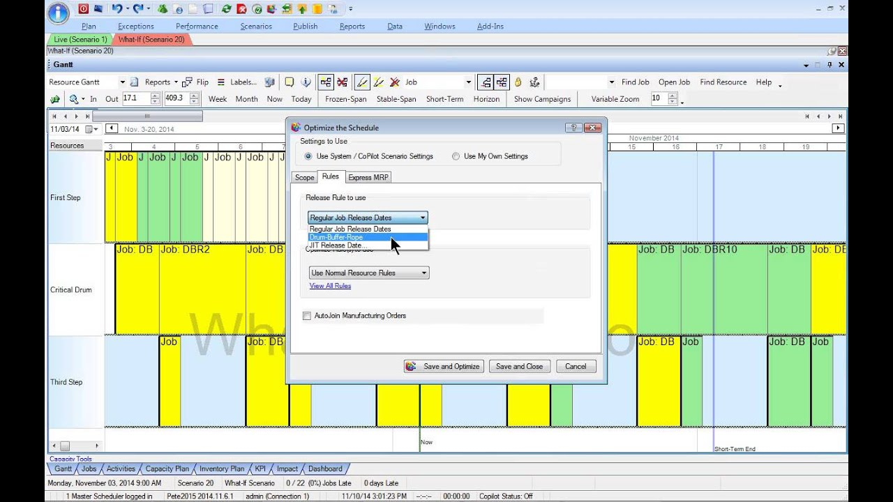 Distribution Requirements Planning (DRP) in Supply Chain