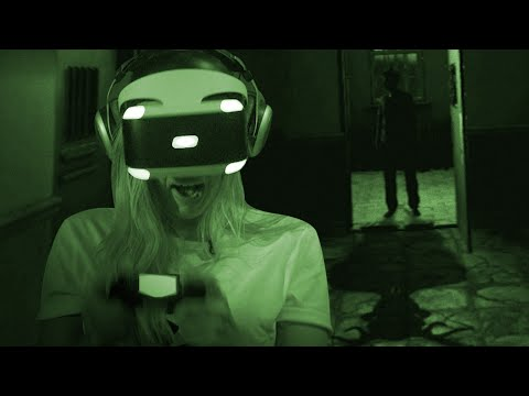 How SCARY is The Inpatient in PS VR?