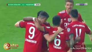 بايرن ميونيخ ضد اينتراخت فرانكفورت؟ نهائي كأس المانيا