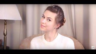 Объемная коса на последний звонок от MissAnnsh-  All Things Hair(Аня покажет, как сделать модную объемную косу, которая прекрасно подойдет на последний звонок. В видео..., 2016-05-24T14:09:28.000Z)