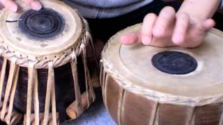 Tabla, Indian Traditional Drums, to be sold  at Yahoo! Auctions