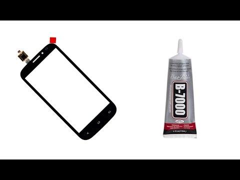 Чем клеить экран, дисплей, тачскрин смартфона или планшета