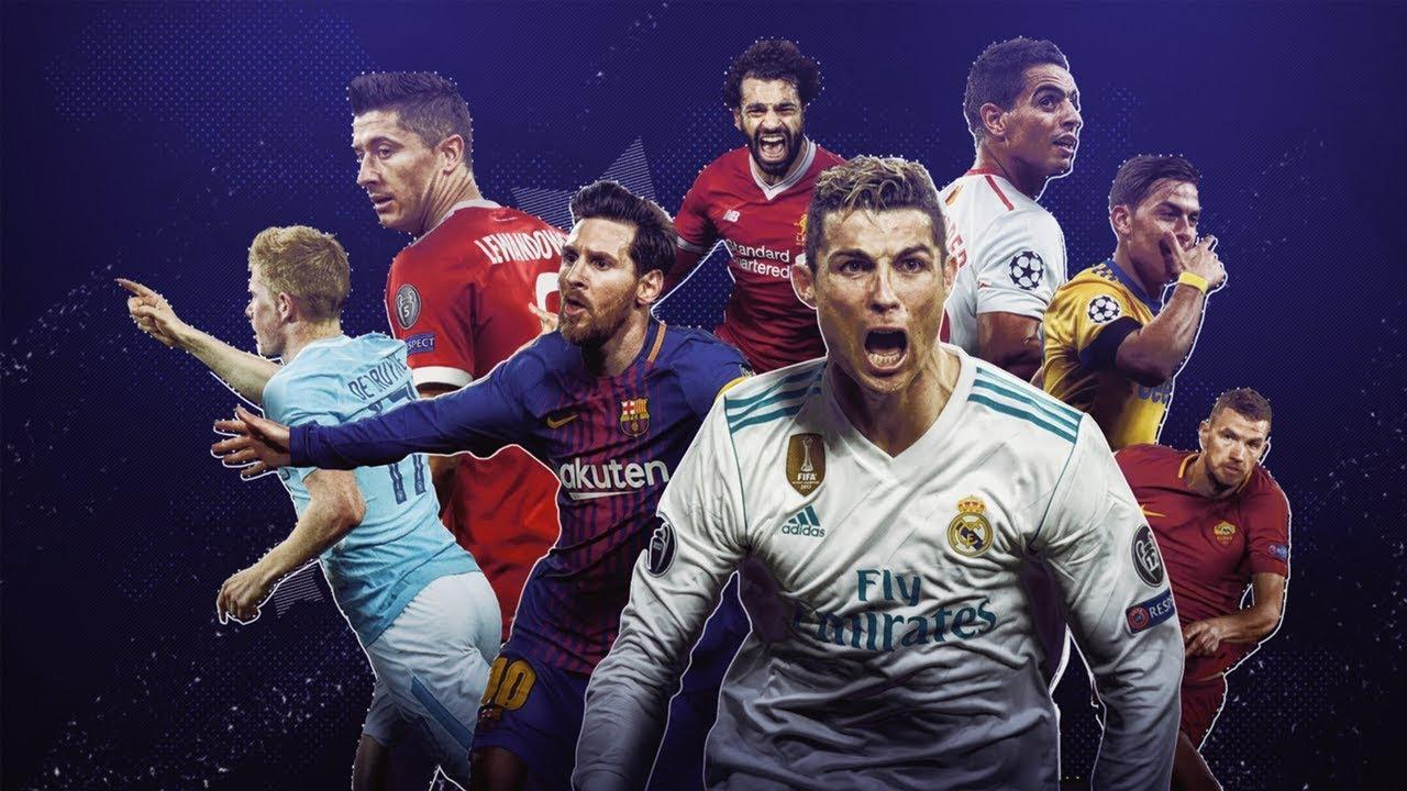 TOP 50 Gól-Bajnokok Ligája-2018/19 - YouTube