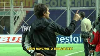 Guillermo Barros Schelotto vs. Barras: CASLA - Lanús Fecha 7º Torneo 2015