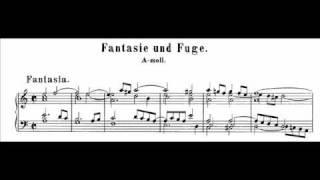 J.S. Bach - BWV 904 - Fantasia a-moll / A minor