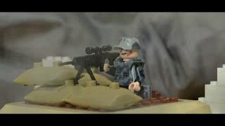 LEGO HEROS : Games ⁄ Capture of Flag (BrickFilm)