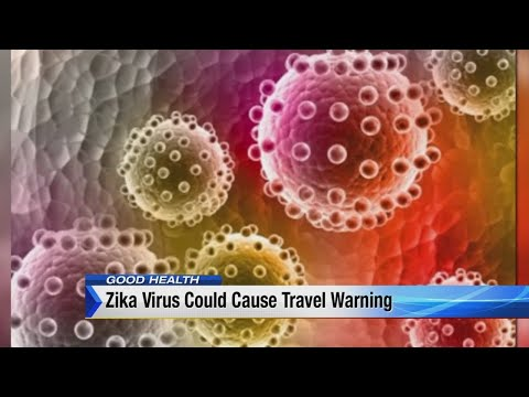 Zika Virus Travel Warning
