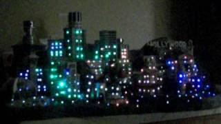 Fiber Optic Fish Tank City Thumbnail
