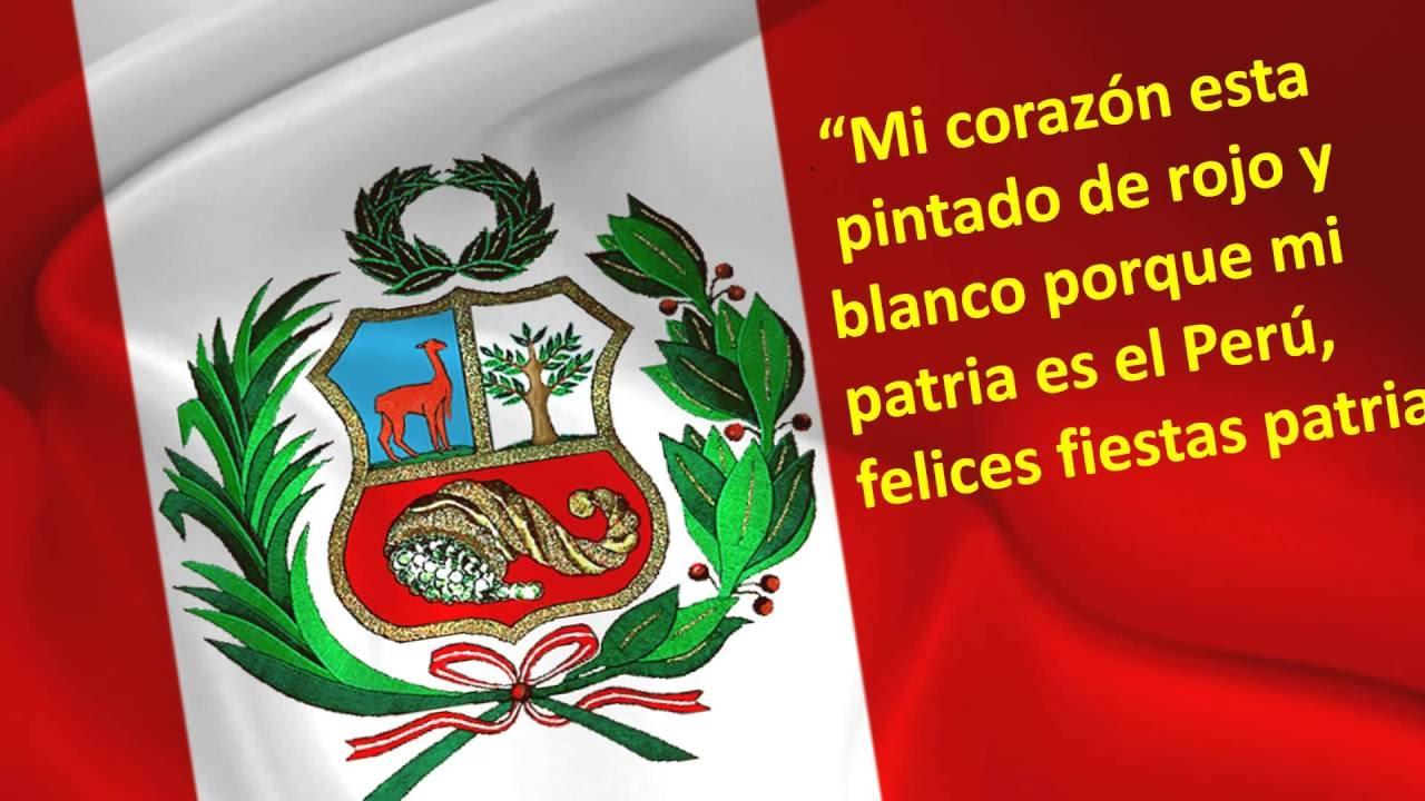 Felices Fiestas Patrias Frases Felices Fiestas Patrias Peru