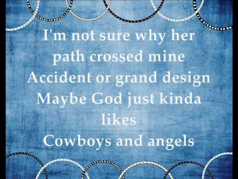 Cowboys and Angels  Dustin Lynch Lyrics