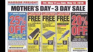 I Went To Harbor Freight To Get A 25 Coupon For You Guys