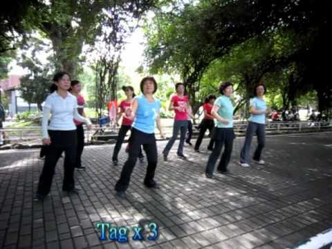 Girls! be Strong!姐姐妹妹站起來 -Line Dance (Dance & Walk Through)