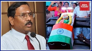FIR Against Ma Foi Pandiarajan For Using Amma's Body Dummy For Vote