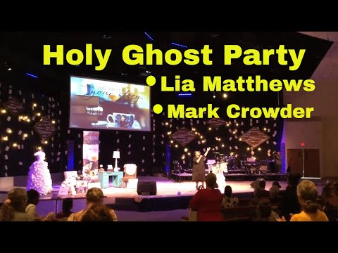 Vesta Mangun | Mark Crowder | Lia Matthews UPCI Ladies Conference 2017