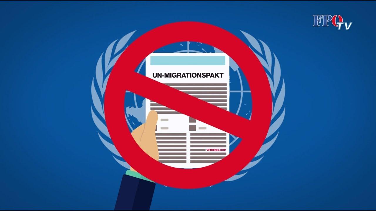 Österreich: Kein UN-Migrationspakt durch die Hintertür!