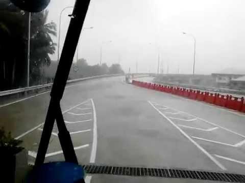 Kadawatha Entrance   Sri Lanka Expressway (Highway)   P1
