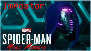 DESCUBRIMOS AL IMPOSTOR EN SPIDERMAN: MILES MORALES Gameplay Español#3 - Withzy