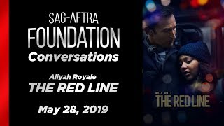 Conversations wth Aliyah Royale of THE RED LINE