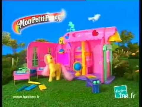g2 my little pony commercial - school house