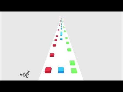 Unity 3D (5.3) Rhythm Game